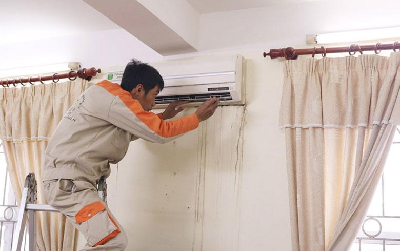 Dịch vụ bảo dưỡng điều hòa tại Thịnh Phát