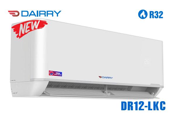 Điều hòa Dairry 12000btu 1 chiều thường DR12-LKC 2021