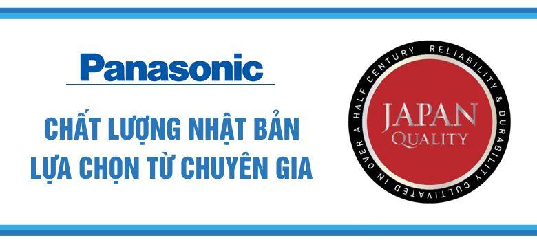 Panasonic Thương hiệu chất lượng từ Nhật bản