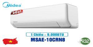 Điều hòa Midea 9000btu 1 chiều MSAE-10CRN8
