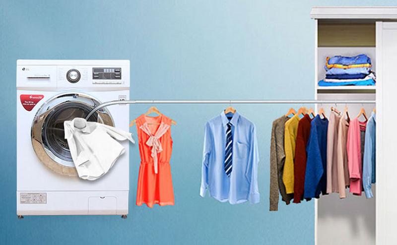 Nên sử dụng máy giặt sấy chung hay máy giặt sấy riêng ?