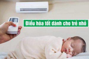 TOP 8 điều hòa lọc không khí tốt nhất dành cho trẻ sơ sinh – trẻ nhỏ