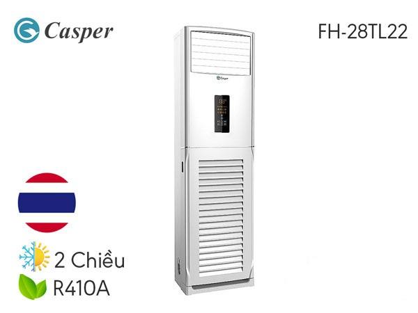 Điều hòa tủ đứng Casper FH-28TL22 2 chiều