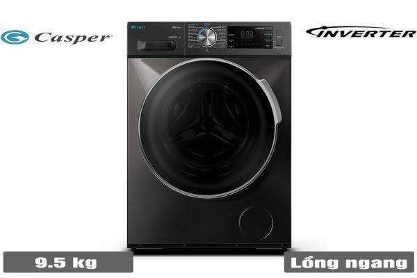 Máy giặt Casper WF-95I140BGB lồng ngang 9.5KG