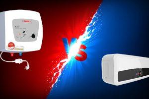[Đánh giá 2021] Bình nóng lạnh Picenza và Ariston, dòng giá rẻ và cao cấp
