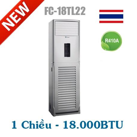 Điều hòa tủ đứng Casper 1 chiều công suất 18000Btu FC-18TL22