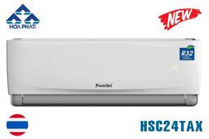 Điều hòa Funiki HSC24TAX 24000btu 1 chiều Thái Lan - 2021