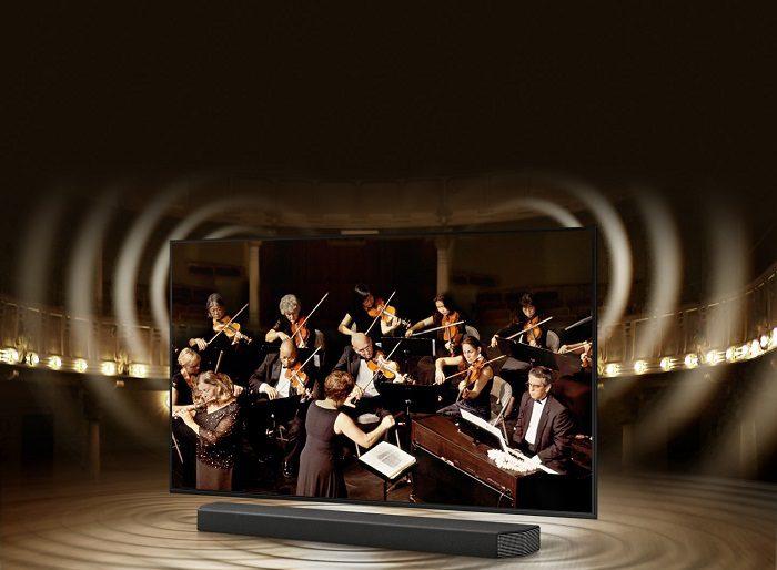 Tivi Samsung Crystal UHD 4K 43 inch 43AU8000