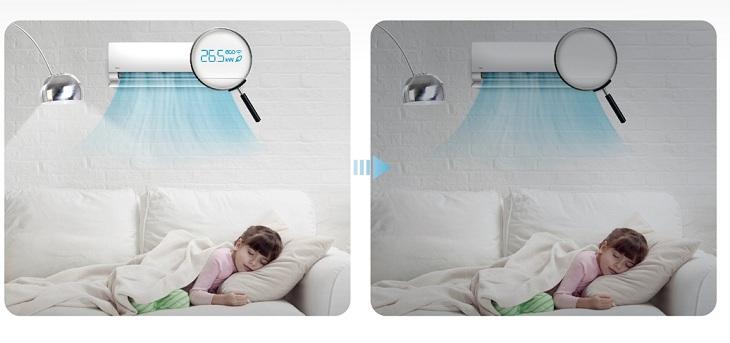 Comfort – Auto Photosensitive Display