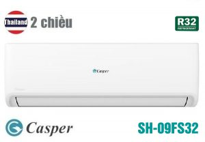 Dieu-hoa-Casper-2-chieu-9000BTU-SH-09FS32