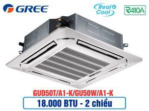 Điều hòa âm trần Gree GUD50T/A1-K/GU50W/A1-K 2 chiều thường
