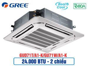 Điều hòa âm trần Gree GUD71T/A1-K/GU71W/A1-K 2 chiều thường