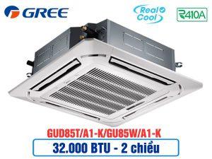Điều hòa âm trần Gree GUD85T/A1-K/GU85W/A1-K 2 chiều thường