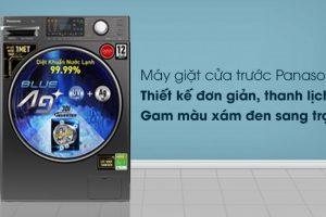 Những công nghệ vượt trội trên chiếc máy giặt Panasonic