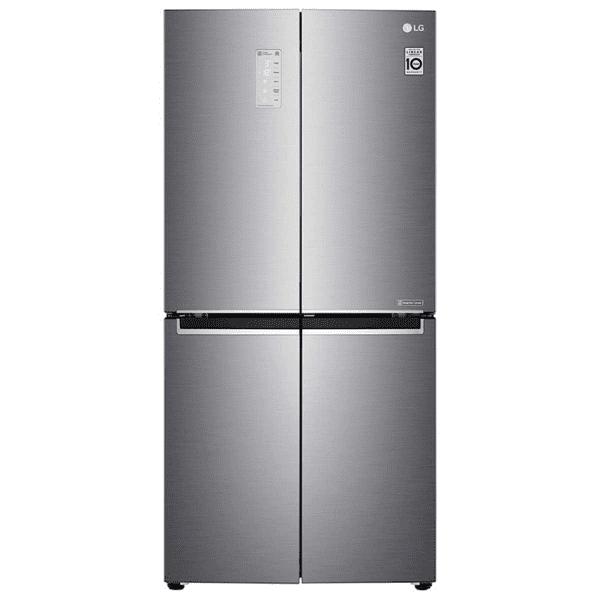 Tủ lạnh LG GR-B22PS inverter 524 lít, màu bạc sang trọng
