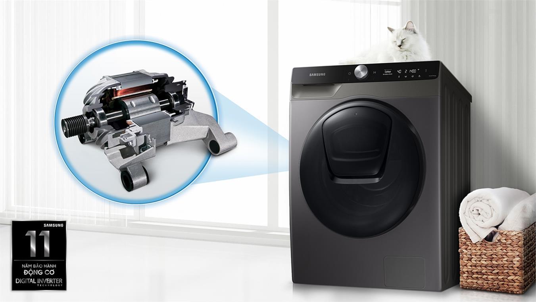 Máy giặt Samsung WW90TP54DSB/SV , Inverter tiết kiệm điện