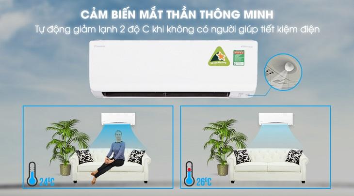 cam-bien-mat-than-thong-minh-trên-dieu-hoa-daikin