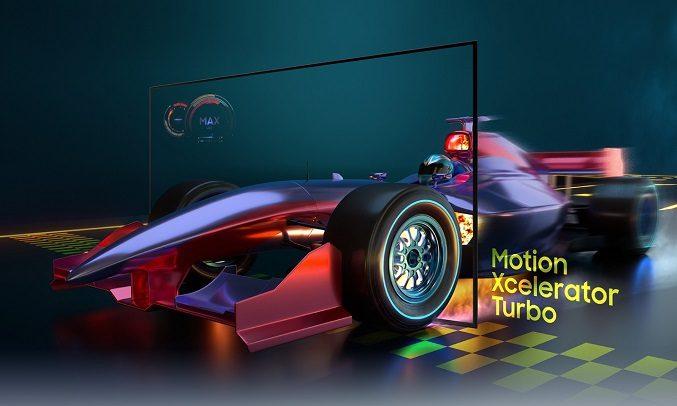 công nghệ Motion Xcelerator Turbo