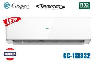 Điều hòa Casper GC-18IS32 18000BTU 1 chiều inverter