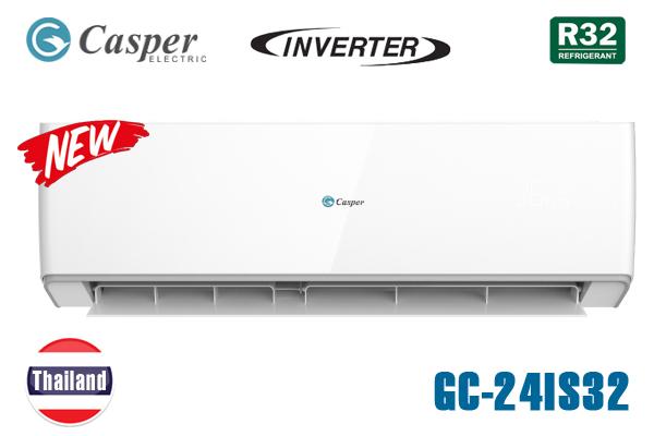 Điều hòa Casper GC-24IS32 24000BTU 1 chiều inverter