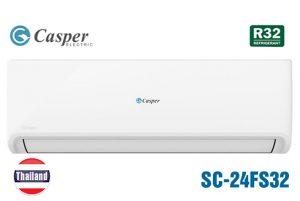 Điều hòa Casper SC-24FS32 24000btu 1 chiều thường