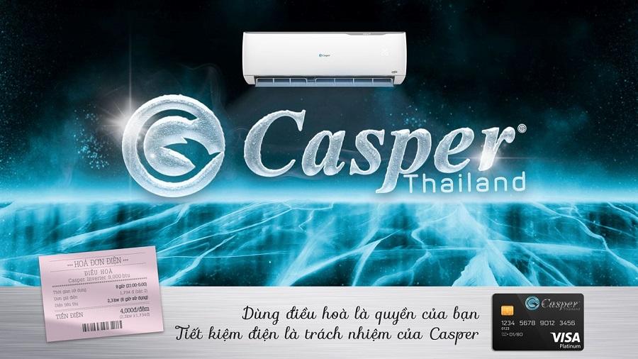 Điều hòa Casper sản xuất ở đâu – có nên mua sản phẩm không?