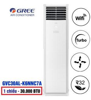 dieu-hoa-cay-gree-GVC30AL-K6NNC7A-30000btu-1-chieu