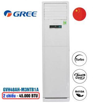 Điều hòa tủ đứng Gree GVH48AH-M3NTB1A 45000btu 2 chiều