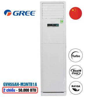 Điều hòa tủ đứng Gree GVH55AH-M3NTB1A 50000btu 2 chiều