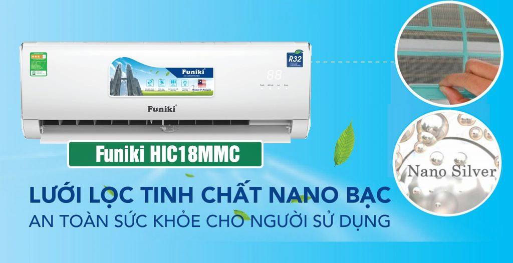 điều-hòa-funiki-HIC18MMC-18000-lưới-lọc-an-toàn