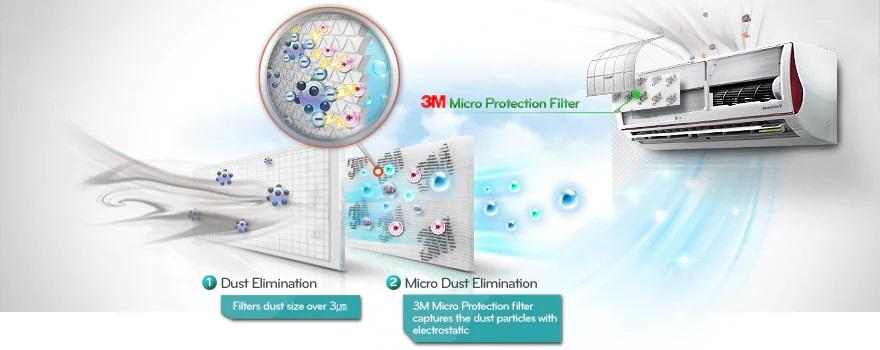 dieu-hoa-lg-Micro-Protection-Filter