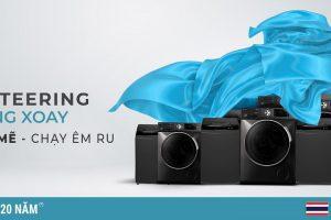 Hãng Casper ra mắt thị trường 8 mẫu máy giặt mới, công nghệ hiện đại