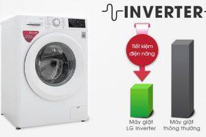 Sự khác biệt vượt trội của máy giặt Inverter so với không inverter