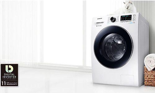 Máy giặt SamsungWW90T3040WW/SV inverter 9 kg, tiết kiệm điện