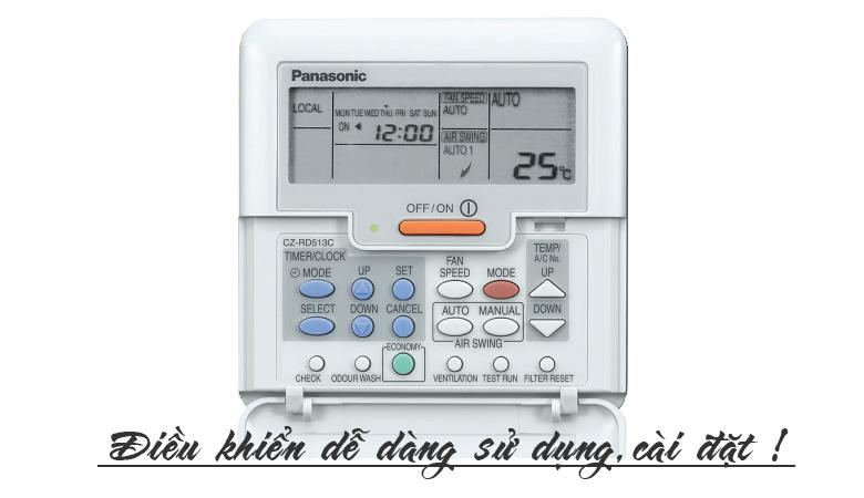điều khiển dây panasonic s-22pf1h5-u-22pv1h5