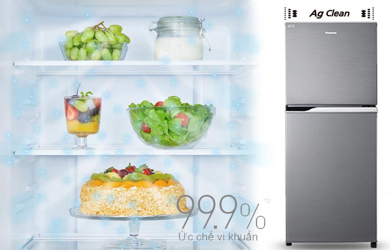 Tủ lạnh Panasonic Inverter NR-BL263PPVN234L, khử mùi hiệu quả