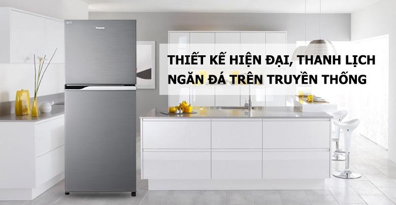 Tủ lạnh Panasonic Inverter NR-BL263PPVN234L, sang trọng