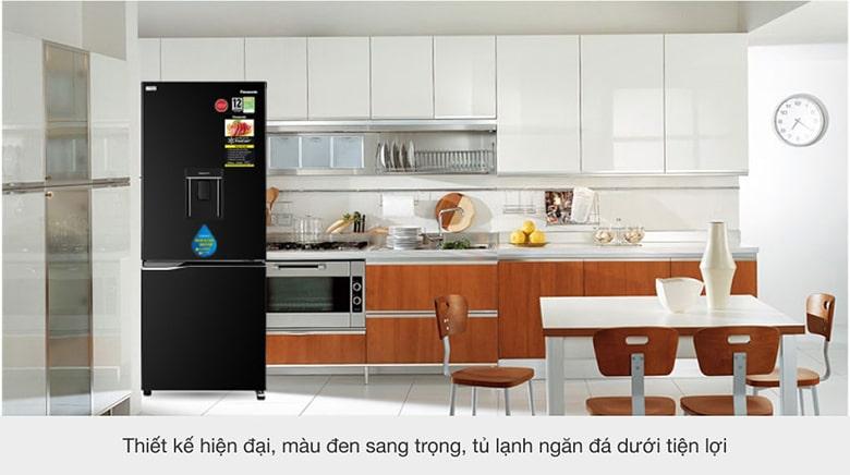 Tủ lạnh Panasonic NR-BV280WKVN Inverter 255L, sang trọng
