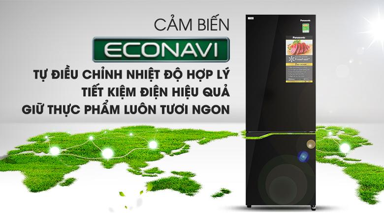 Tủ lạnh Panasonic Inverter 290 lít NR-BV320GKVN, tiết kiệm điện