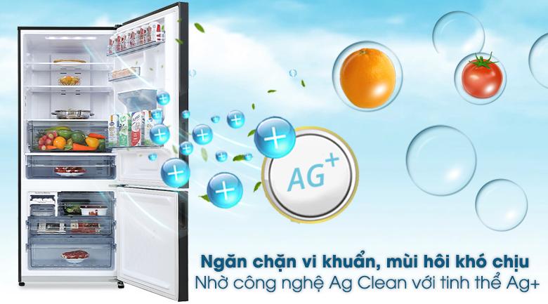 Tủ lạnh Panasonic NR-BX421GPKV Inverter 377L, kháng khuẩn khử mùi