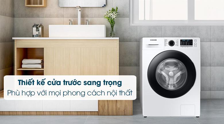 Máy giặt Samsung WW10TA046AE/SV lồng ngang 10kg Inverter