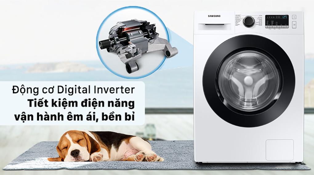 Máy giặt SamSung WW95T4040CE/SV, tiết kiệm điện
