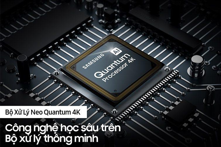 Nâng cấp hình ảnh lên chuẩn 4K nhờ bộ xử lý Neo Quantum 4K