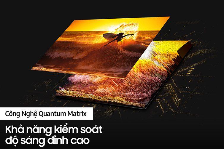 Công nghệ Quantum Matrix