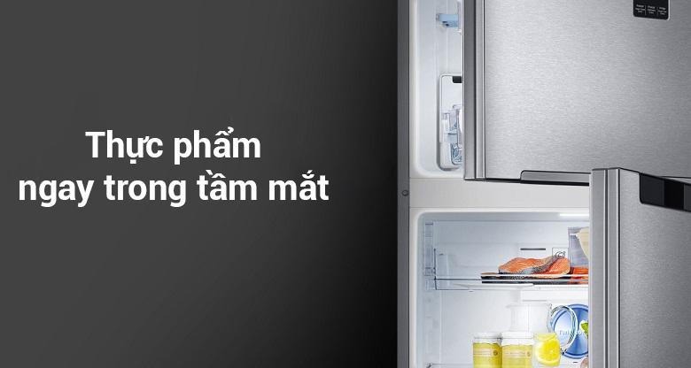 Tủ lạnh Samsung RT29K5012S8/SV 299 lít, đèn led thông minh