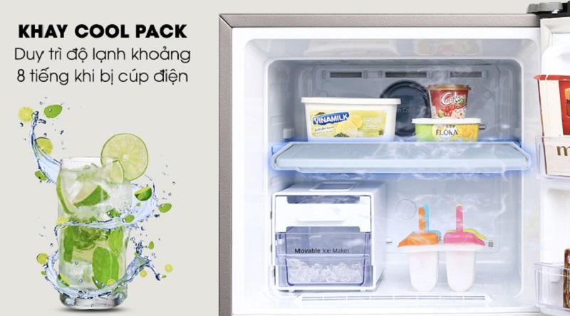 Tủ lạnh Samsung RT29K5532DX/SV , duy trì nhiệt lạnh lâu