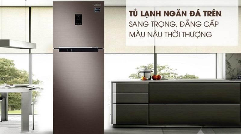 Tủ lạnh Samsung RT29K5532DX/SV - 299 Lít