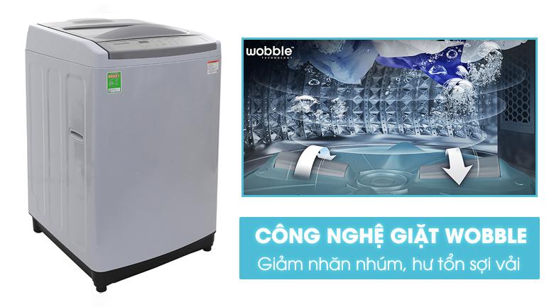 Máy giặt Samsung WA90M5120SG/SV , luồng nước đa chiều