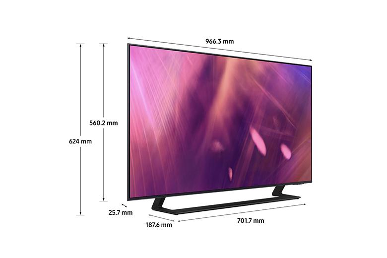 Tivi Samsung 43 inch 4K 43AU9000