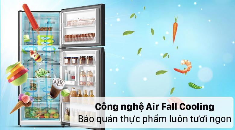 tủ lạnh Toshiba GR-RT400WE-PMV(06)-MG Inverter 312 lít, bảo quản thực phẩm